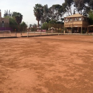 Club de tennis de Taroudant